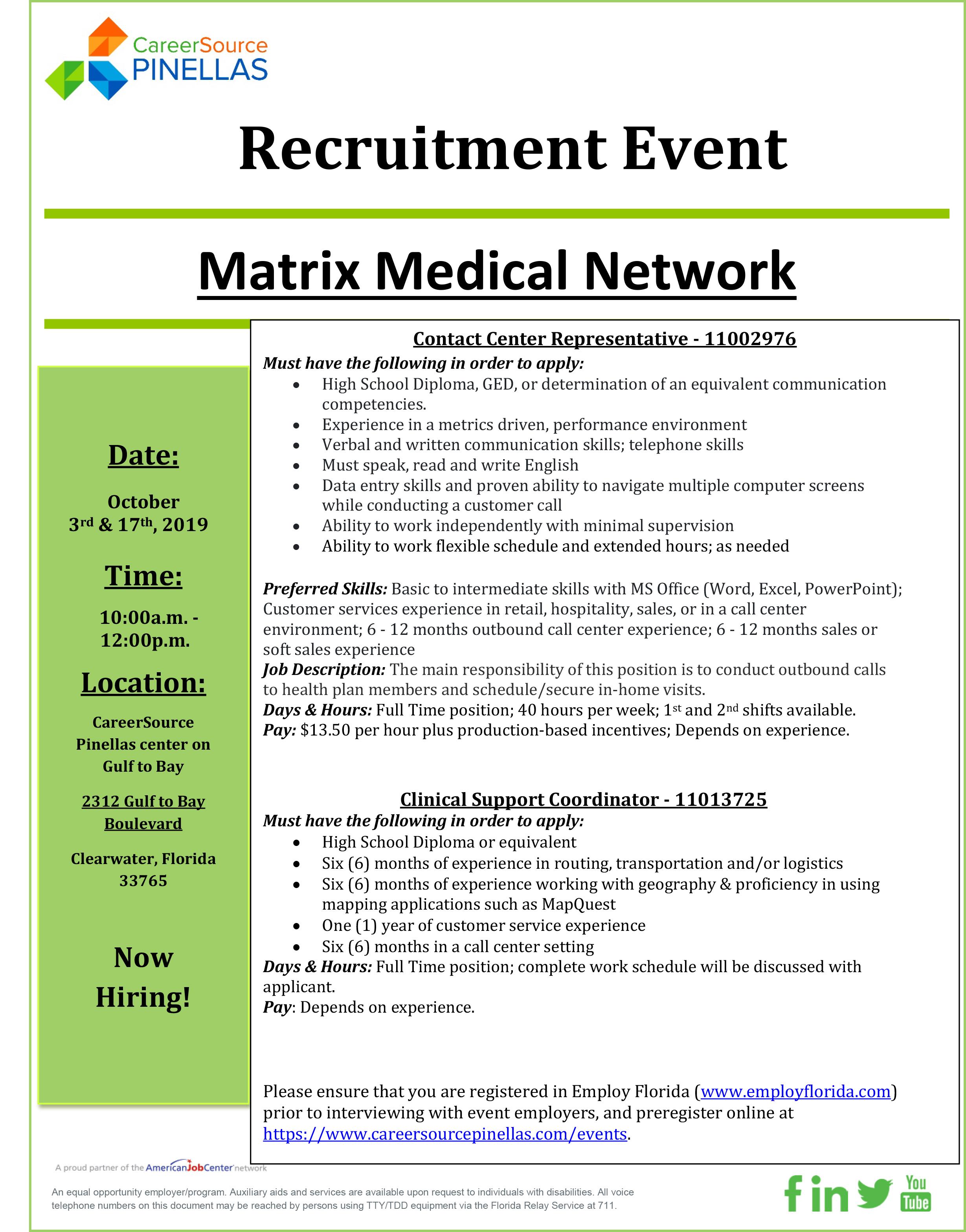 Matrix Medical On-Site 10.3 & 10.17.2019rep.jpg