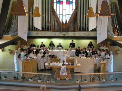 Holy Trinity Chancel Choir and Bells
