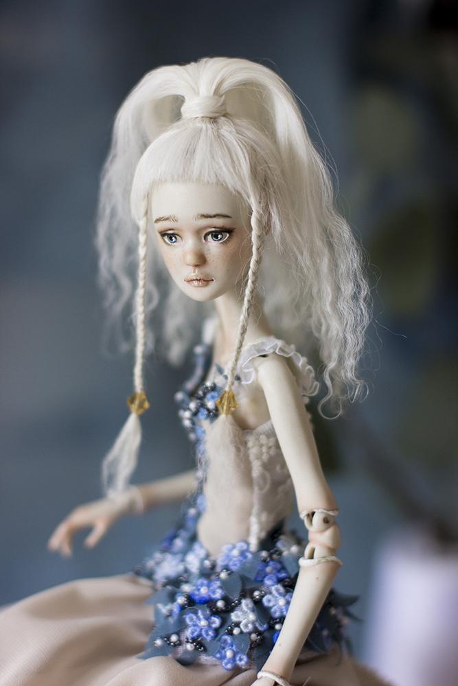 Fern flower by Nymphai Dolls