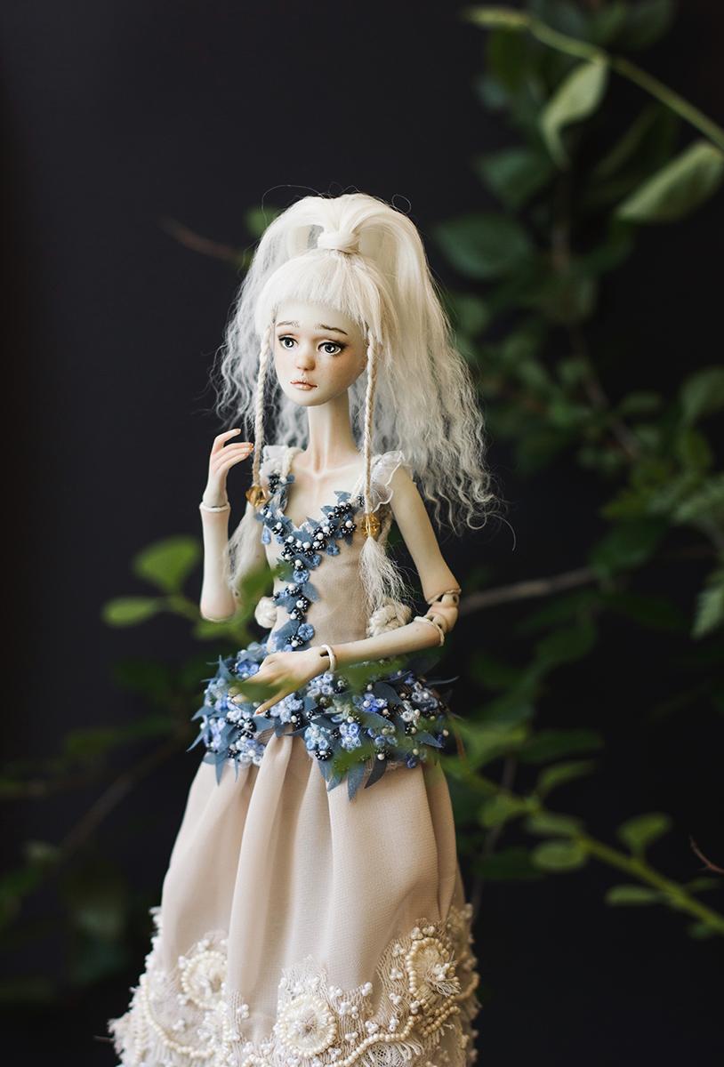 porcelain bjd fern flower2.png
