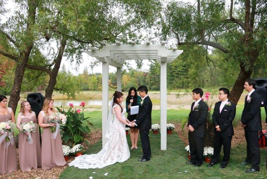 Pond Hill Pavilion Wedding Venue