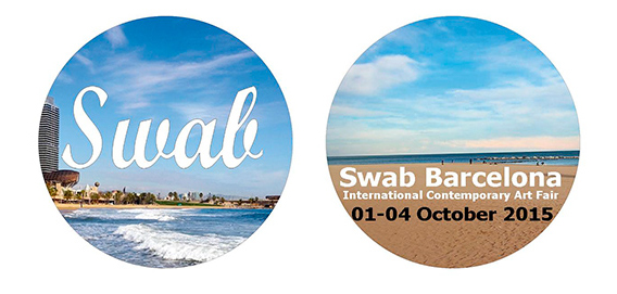 swab art fair Barcelona Spain with 3punts galeria