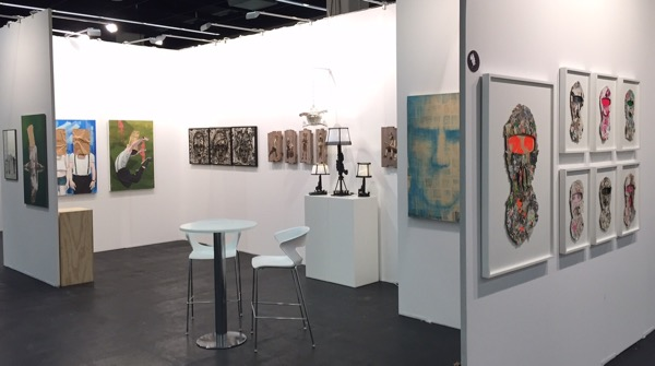 blooom art fair cologne germany with GO Gallery Amsterdam