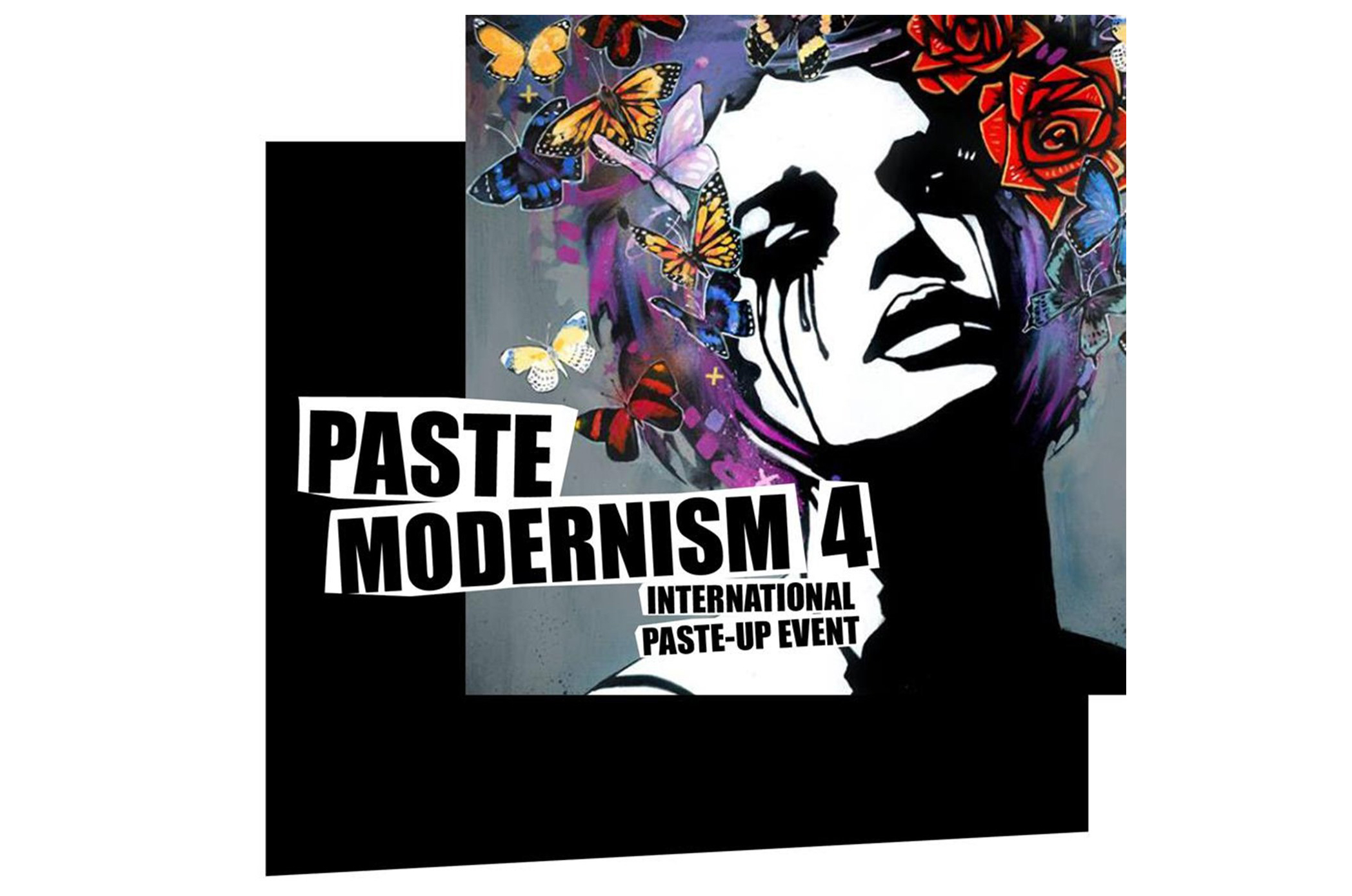paste modernism 4 event curated by Ben Frost