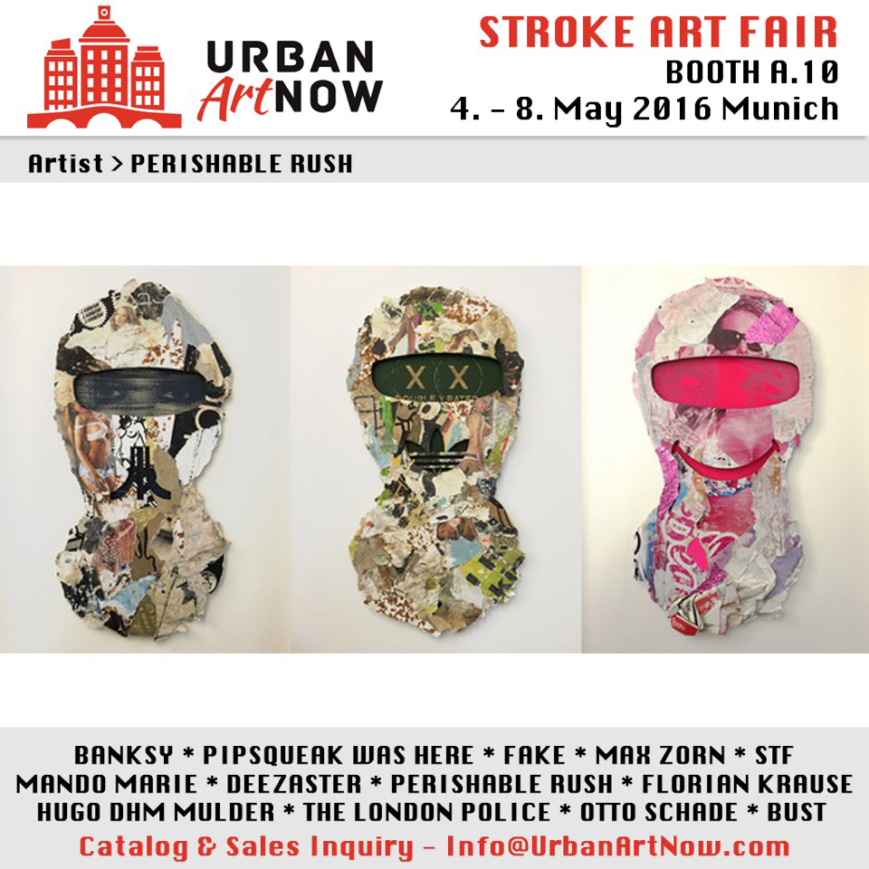 stroke art fair ski masks urban art now