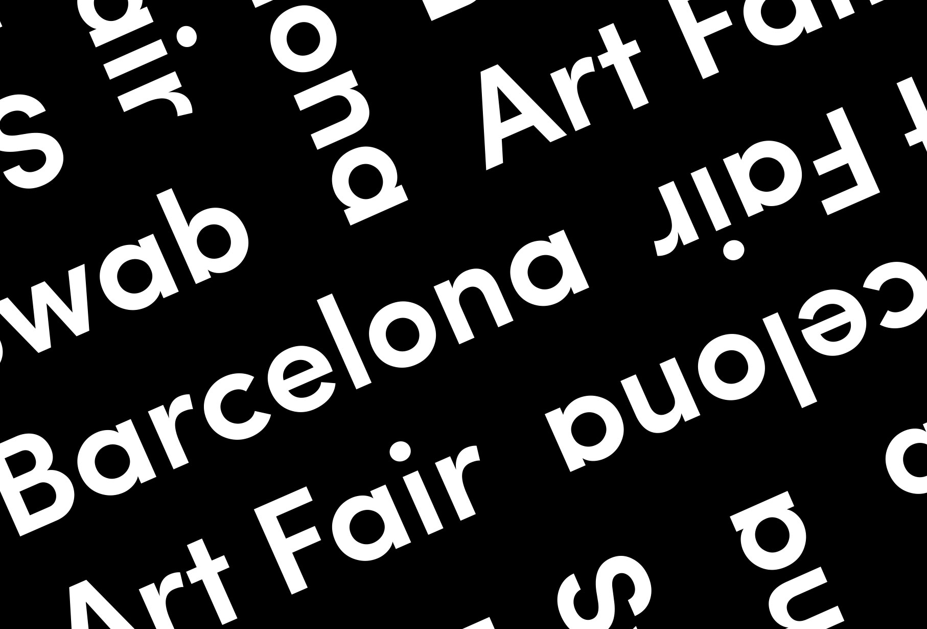 swab art fair barcelona with 3punts galeria