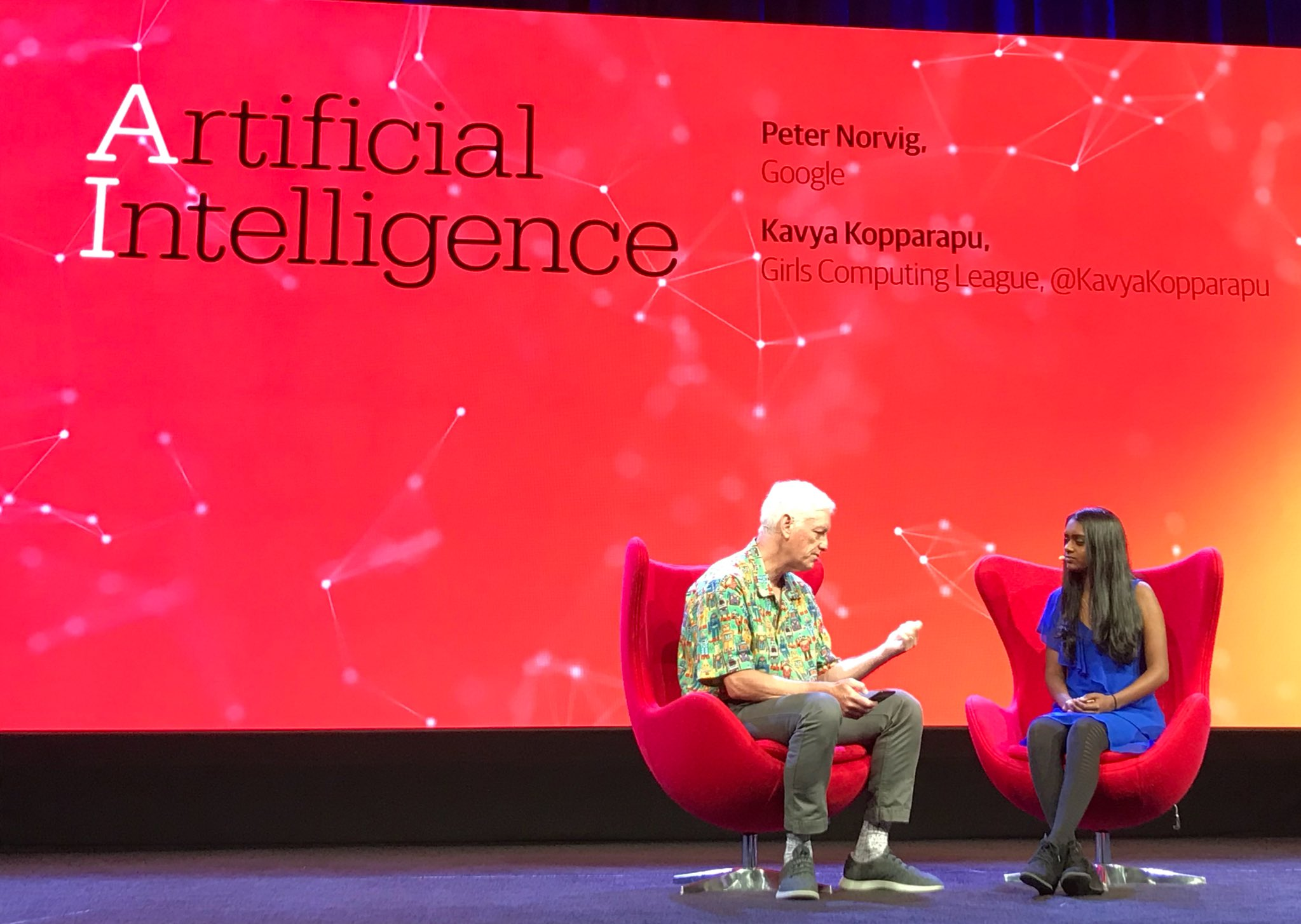 The AI Conference Keynote with Peter Norvig