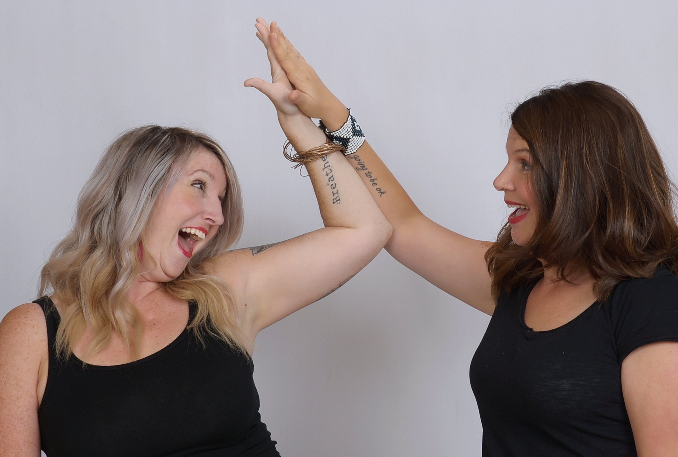 MEET JEN & ALISE - Jen and Alise have been attending births for over 25 years combined. With laughter and a touch of vulnerability, they want normalize, and encourage you in your transition to parenthood. They are here to help you prepare for the ups and downs of growing a baby, birthing a baby, and parenting