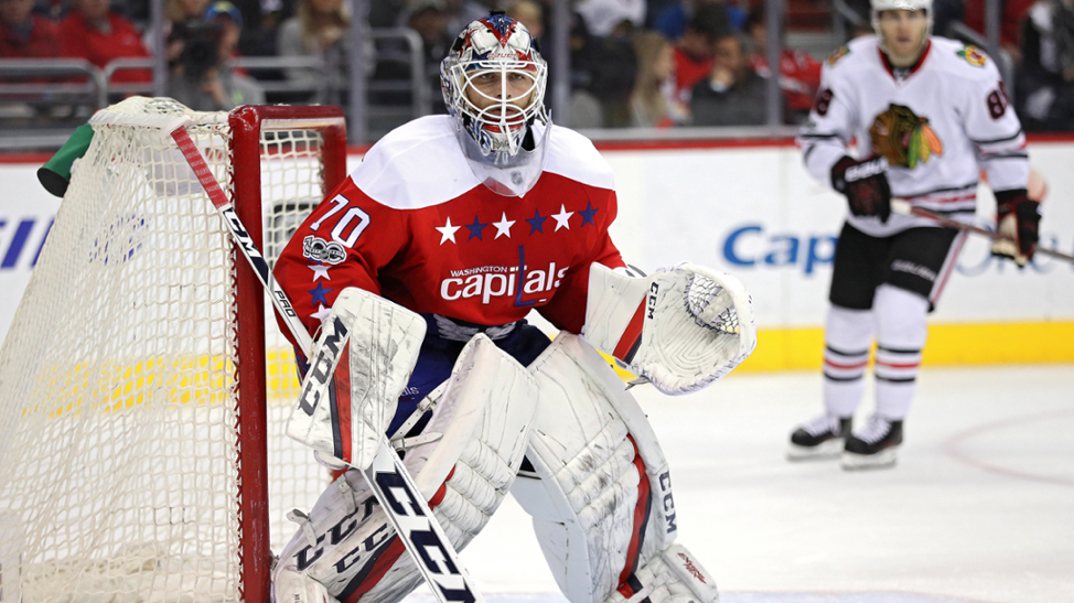 Can Braden Holtby protect the net during a push to Cup finals?