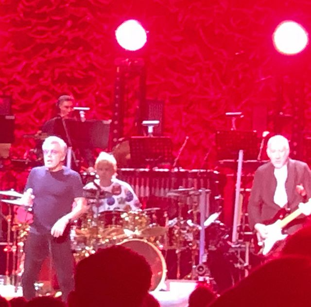 Another big one for the soul  #thewho . #msg