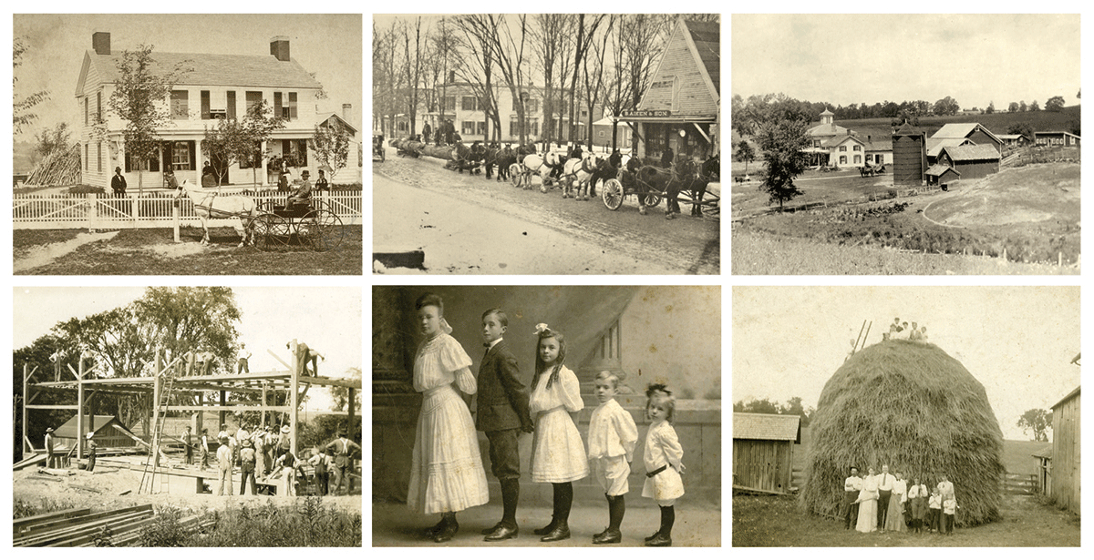 Note Cards of Historic Pittstown