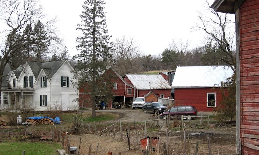 Cornell-Manchester Farm -