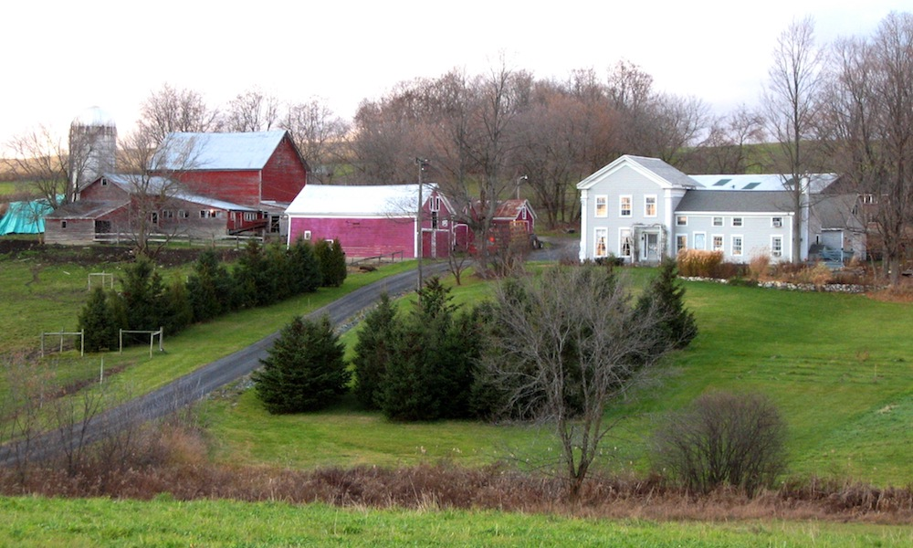 Howard-Odmin-Sherman Farm -
