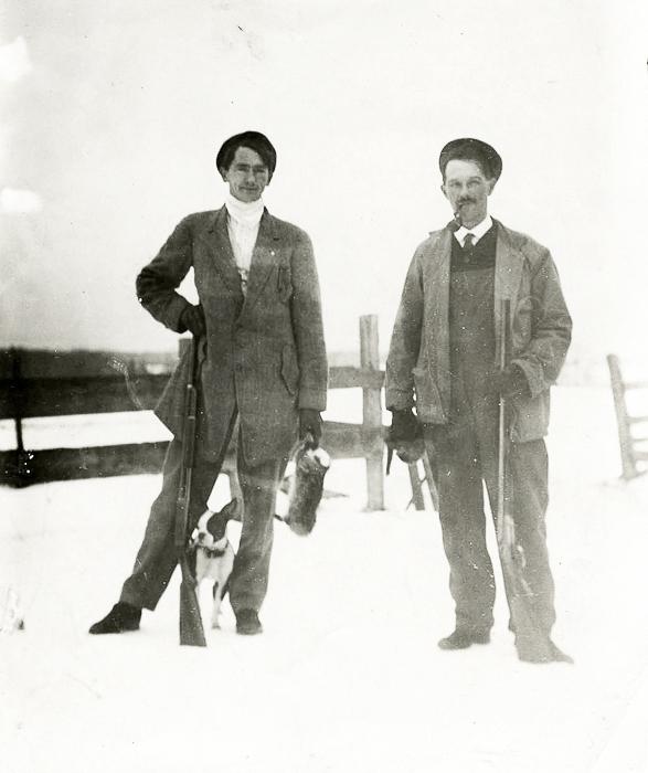 Bill Austin & Aaron Brownell