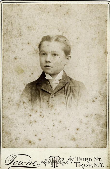 Young William Austin