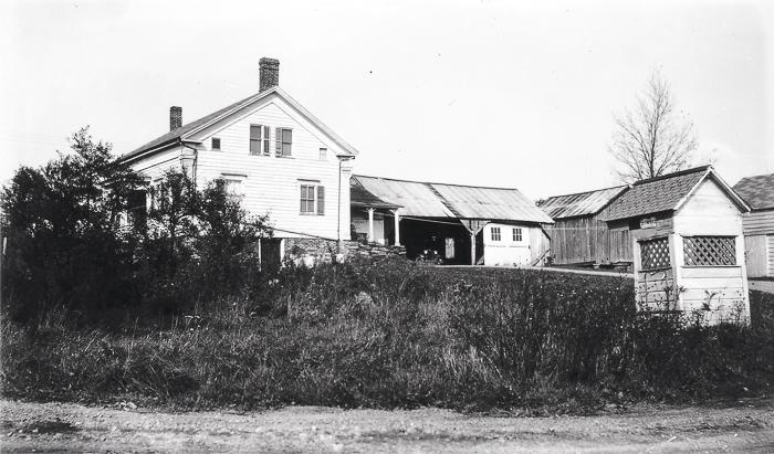 Austin farmhouse
