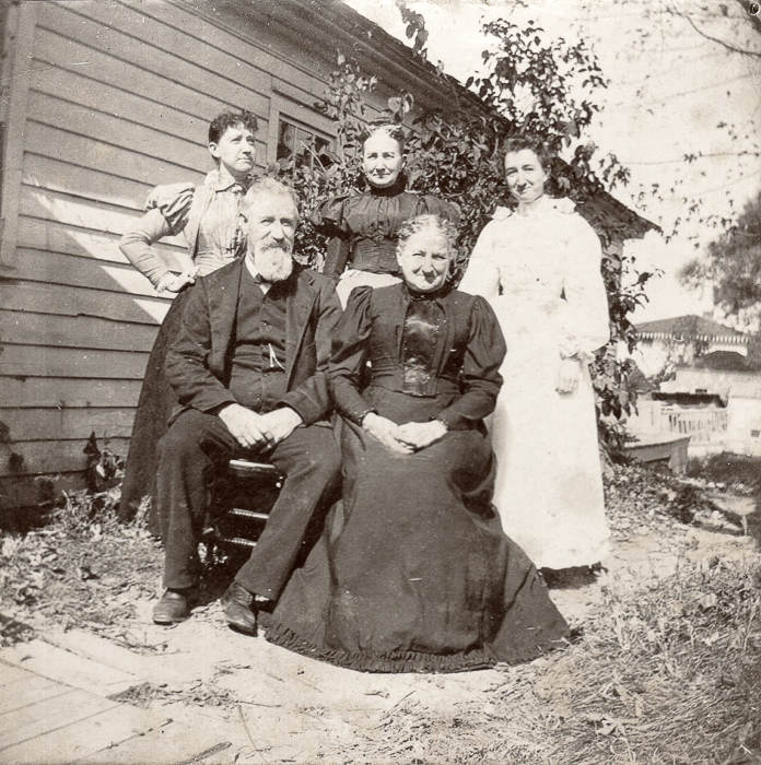 The Austin family -