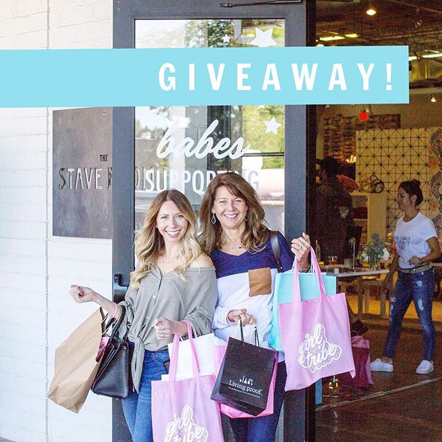 ✨ GIVEAWAY!! ✨ Ladies! I'm giving away TWO general admission tickets to the Atlanta @GirlTribeCo Pop Up on May 11 for you and your bestie/mom/bae/favorite barista... whoever you want! And to make sure you're looking your very best, you'll also win a Happy Doodle Co ATL T-shirt! 💕 #girltribepopup . . Ready?? Here are the RULES to enter: ✅ Follow @happydoodleco and @girltribeco ✅ Tag at least one friend in the comments ✅ Tag extra friends and get extra entries! . . DETAILS: Giveaway ends on Saturday 5/4/19 at 11:30PM EST. Winner will be announced on Sunday 5/5/19 at 1PM EST. I will DM the winner as well. 🎉 . . No purchase necessary. You must be 18 years old or older to enter. Winner must live in the US. The giveaway is not in any way affiliated with or sponsored by Instagram.