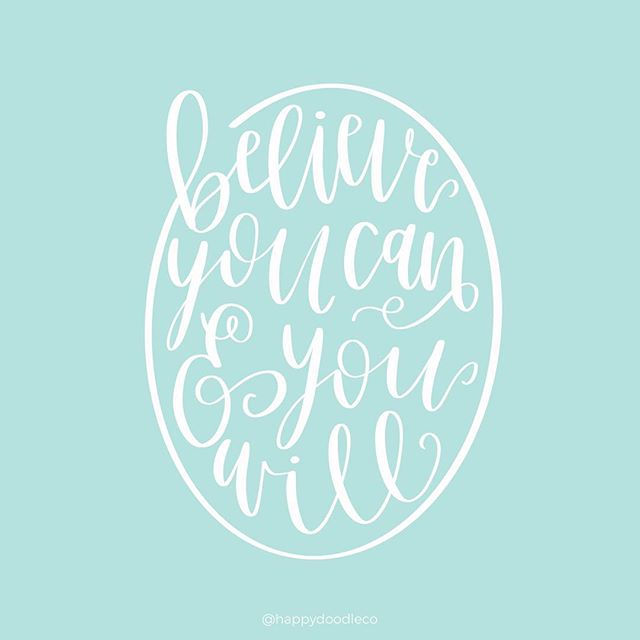 Some motivation on this sunny Saturday afternoon. Hope everyone's have a great weekend! 💕