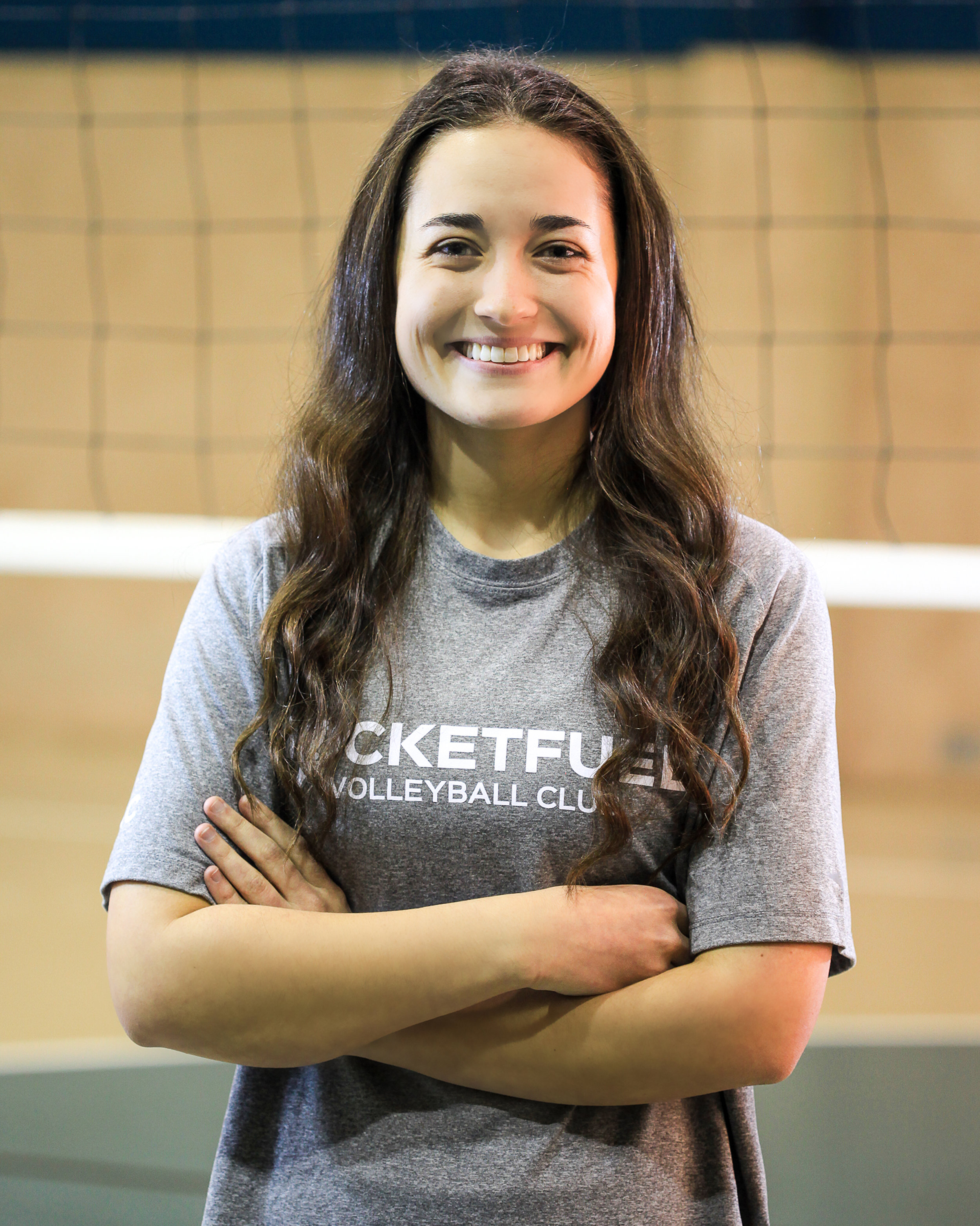 Amanda Farr - Meet Amanda Farr of RocketFuel Volleyball Club! Amanda is from Sunnyvale, Texas. She is a senior at Centenary College where she is double majoring in Psychology and Sociology. She played volleyball at Sunnyvale High School and club ball for Texas Assault and Victory in the Dallas area. She is knowledgeable in many areas of volleyball. Her specialty is Libero/Defensive Specialist. Amanda also has experience coaching younger girls in group and 1:1 settings.