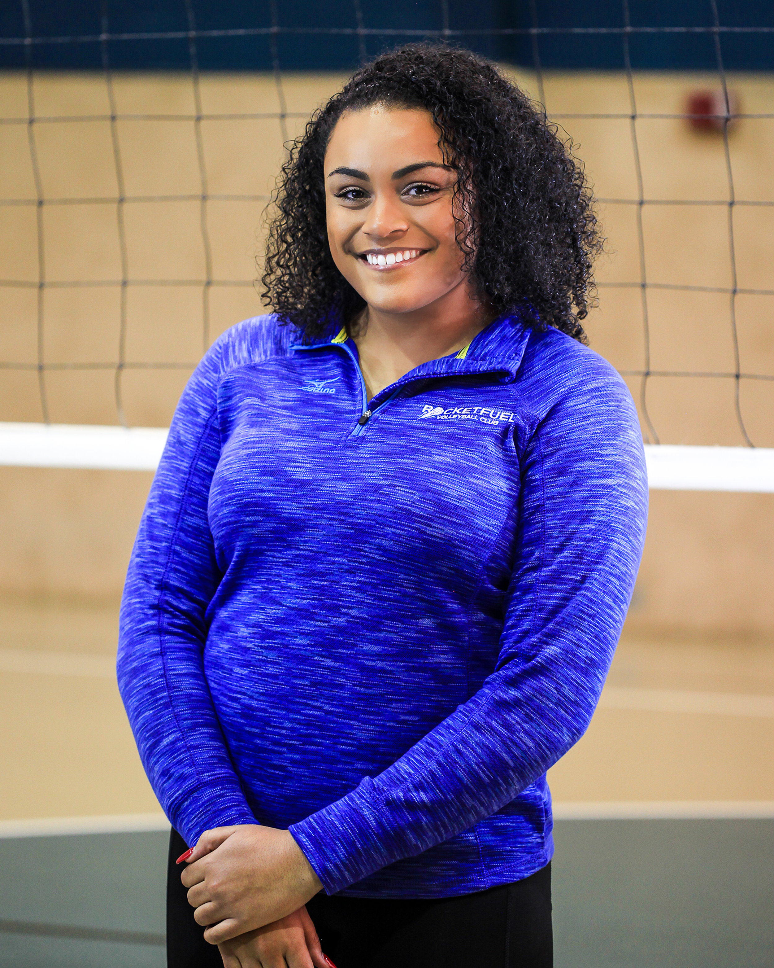 Desiree Frey - Desiree Frey joined our Shreveport RocketFuel Volleyball program in the 2017-18 season. She is a graduate of Centenary College with a degree in Business Administration. Frey is currently the Head Coach of Byrd High School's volleyball program.Frey has been playing volleyball since she was 8 years old. She has played club volleyball since she was 11 years old. She played all 4 years on Centenary Ladies volleyball team where she had a successful career.-2017 - 2nd Team All Conference volleyball player-First Centenary College all-conference volleyball player-First Ladies volleyball player to reach 1,000 kills and 1,000 digs in a career at Centenary-1st Place in Centenary College history for Kill Attempts-2nd Place in Centenary College history for Kills-2nd Place in Centenary College history for Digs