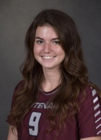 Alyssa Davis - Welcome Alyssa Davis to RocketFuel Volleyball! She is a freshman outside hitter at Centenary College of Louisiana. Alyssa is majoring in business with a minor in political science. Her plan is to attend law school after graduation. Alyssa has been around volleyball her whole life. She started playing competitively her 7th grade year. Sports have always been a huge part of Alyssa's life (her mom and two of her brothers are coaches). She has played volleyball, basketball, tennis, soccer, and track, but volleyball is by far her favorite. Alyssa is very excited for this season to begin and to start coaching!