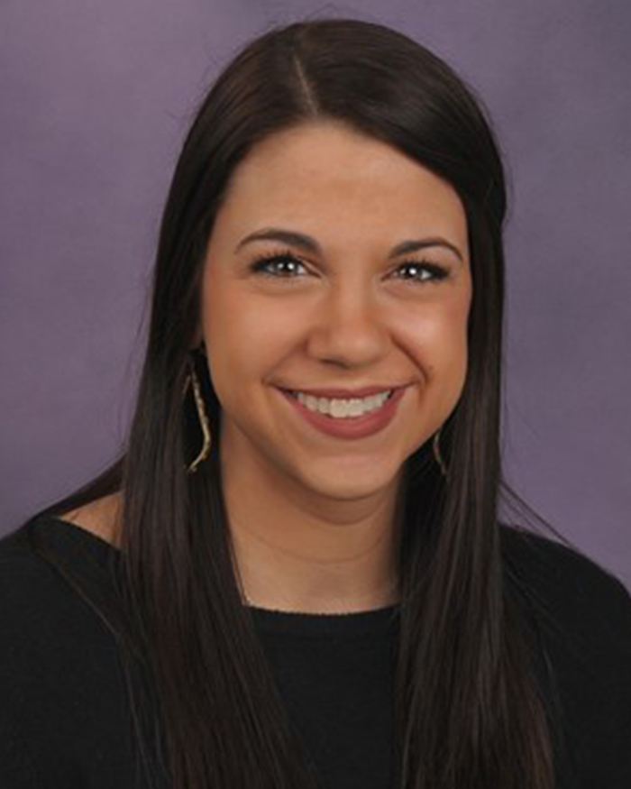 Stacey DiFrancesco - Stacey DiFrancesco is now the assistant coach of the Lady Demons Volleyball program at Northwestern State University. She graduated with a bachelor's degree in family and consumer sciences. She played volleyball for all four years of college at NSU. DiFrancesco remained involved with volleyball after graduation, and she served as a volunteer assistant coach at Clemson University. She also helped start the volleyball program at Natchitoches Central High School in 2016.