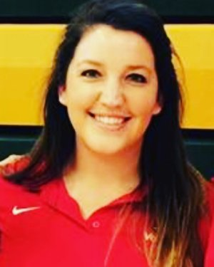 Lucie Hunt - We are excited to have Lucie Hunt on our team!Lucie attended Louisiana Tech from 2008-2012 where she received her Bachelor of Science degree in Kinesiology- Health and Physical Education. She started her volleyball coaching career in 2013 where she served as the Interim Head Coach at Comeaux High School in Lafayette, La for one season. In order to be closer to family, she left Lafayette and secured a position at West Monroe High School where she served as a girls basketball and track assistant for 2 years. In 2016, Lucie joined Ruston High School as an assistant volleyball and softball coach for two years. Currently, she is the Head Volleyball Coach at Ruston H.S and teaches girls PE.