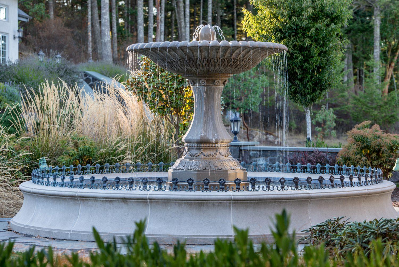 Eagle's Nest Estate Fountain