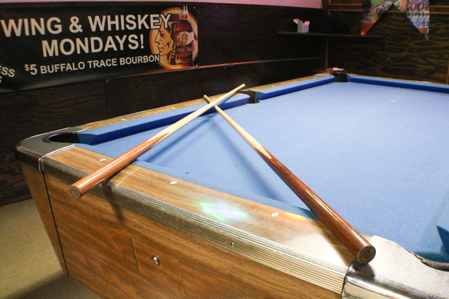 Lottery Games And More Wooden Nickel Pub Eaterys