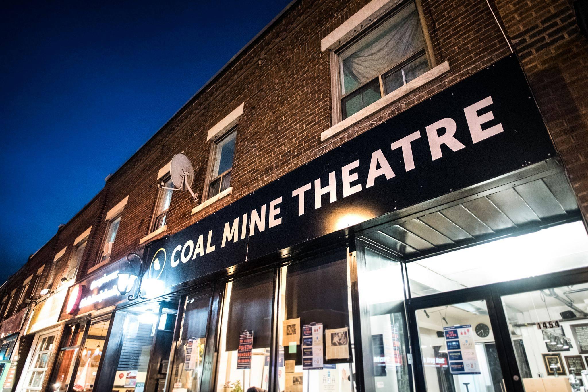 coal mine theatre