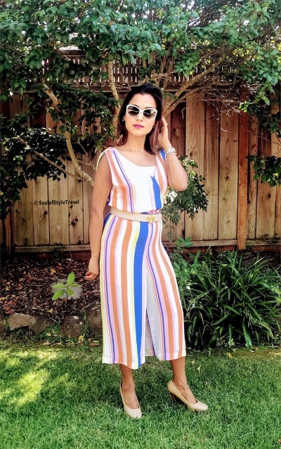 Jumpsuit from Le Tote