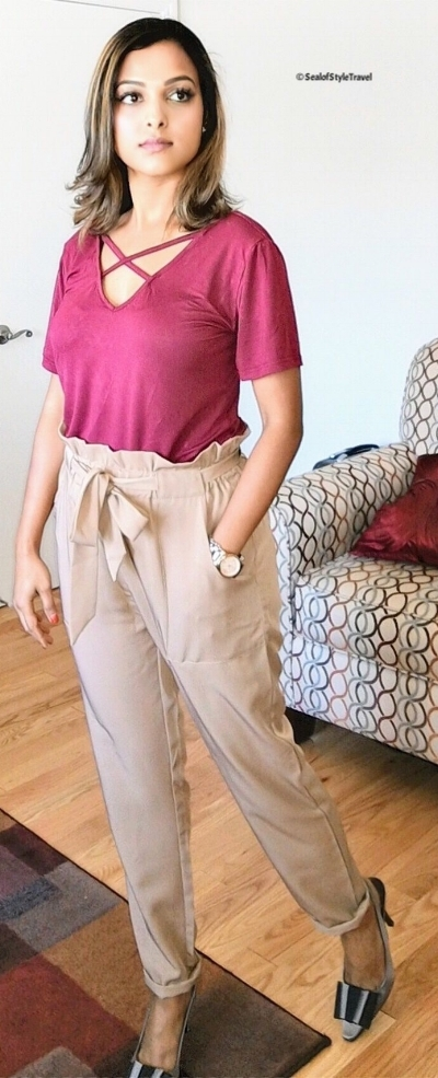 Pant - $20 from Amazon
