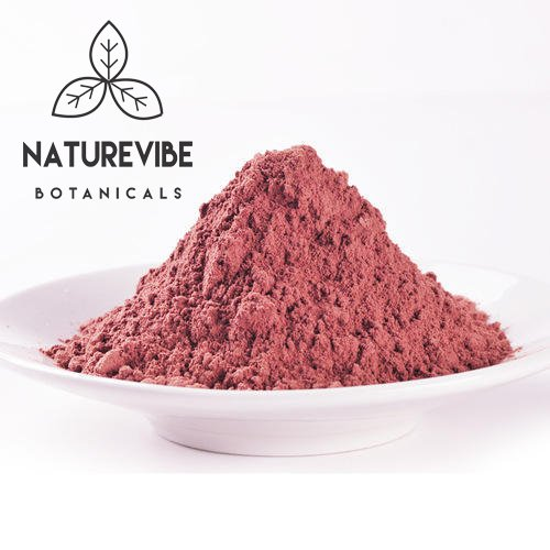 Organic rose petal powder