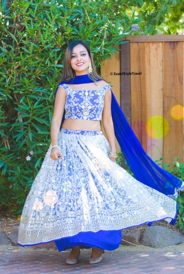 Lehanga for weddings and parties