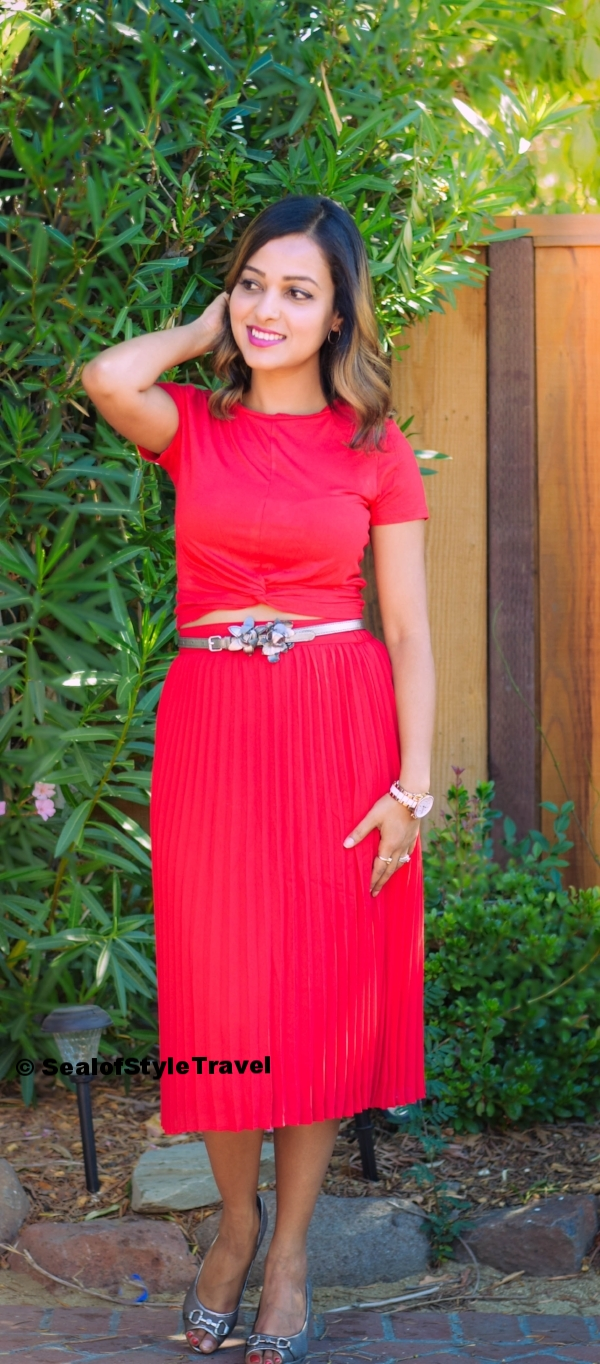Skirt from Target- $28