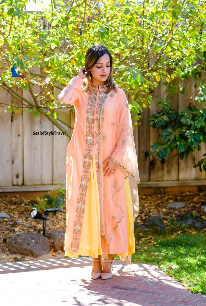Outfit from Kalki Fashion