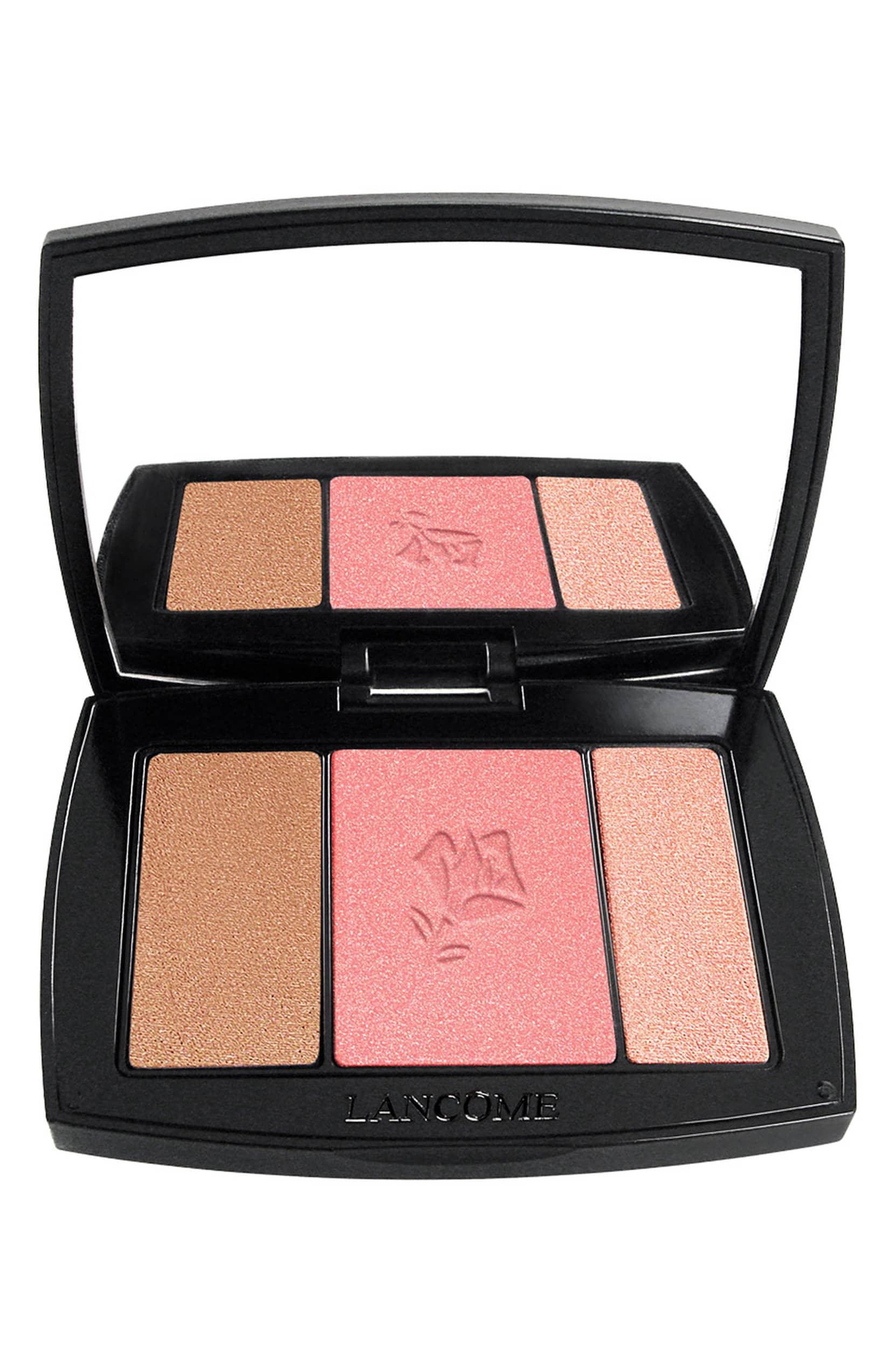 """Image Credit- Nordstrom   Lancome blush palette in """"Rose Flush"""""""