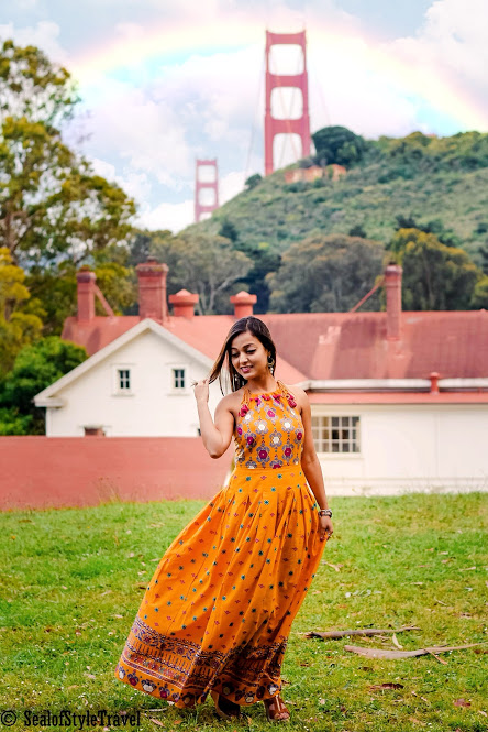 Dress- Indian Fashion Cottage
