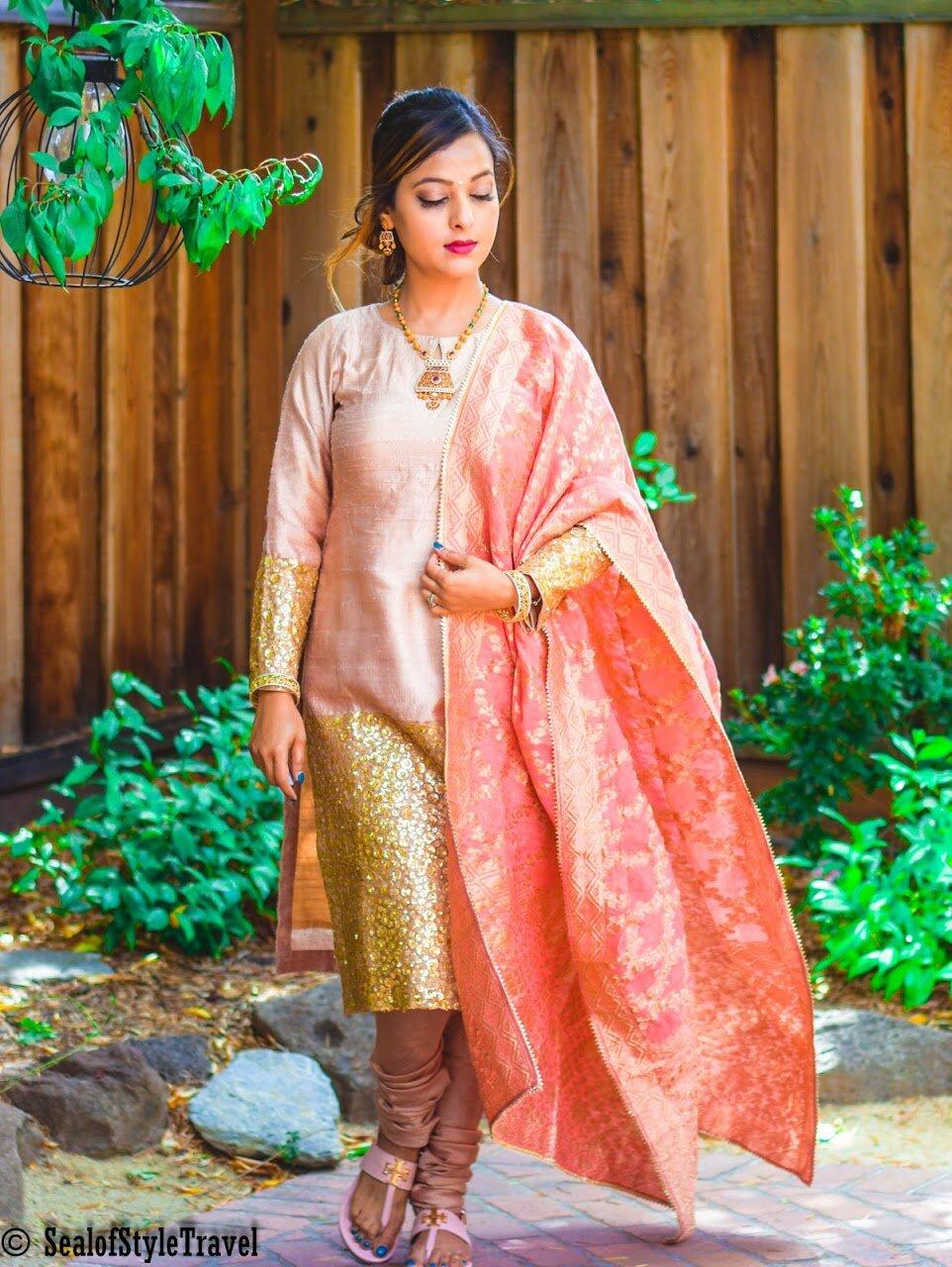Outfit-  Celebrations Jewelry   Jewelry-  Tarinika
