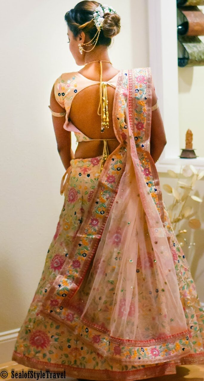 Dandiya outfits