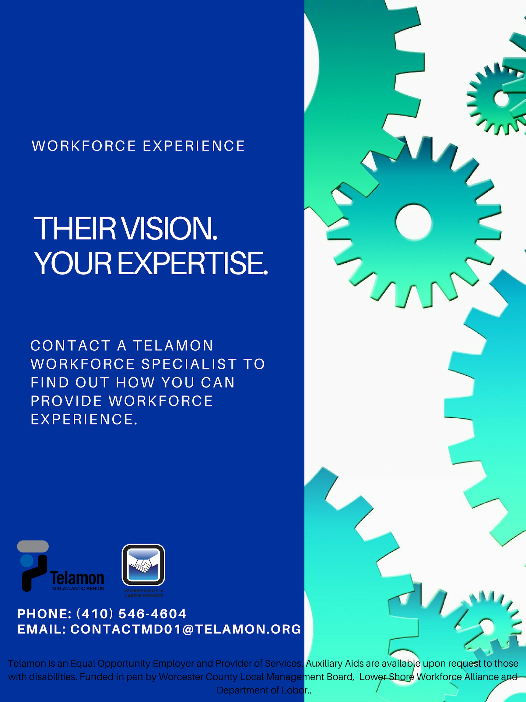 Telamon Corp. - Empowering Individuals, Improving CommunitiesSince 1965, Telamon has helped individuals have access to educational services that lead to better jobs, better lives and better communities.Telamon offers three lines of service to ensure they fulfill their mission:Workforce & Career ServicesEarly Childhood & Family SupportHousing & Financial Empowermentwww.telamon.org