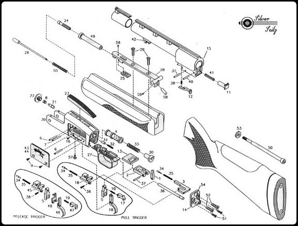 *All items in CAPS can be found on the parts list diagram*
