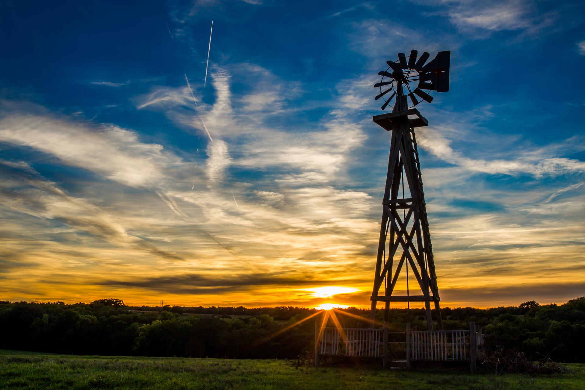 Mahoney Windmill