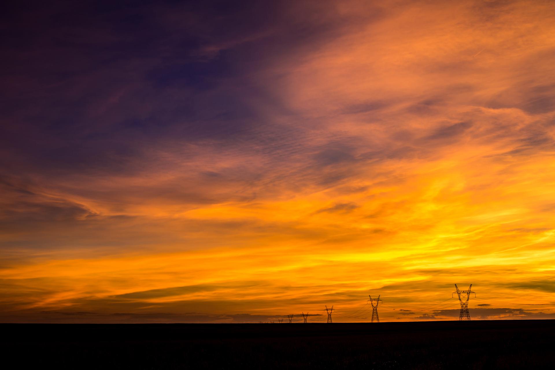 Nebraska Skies