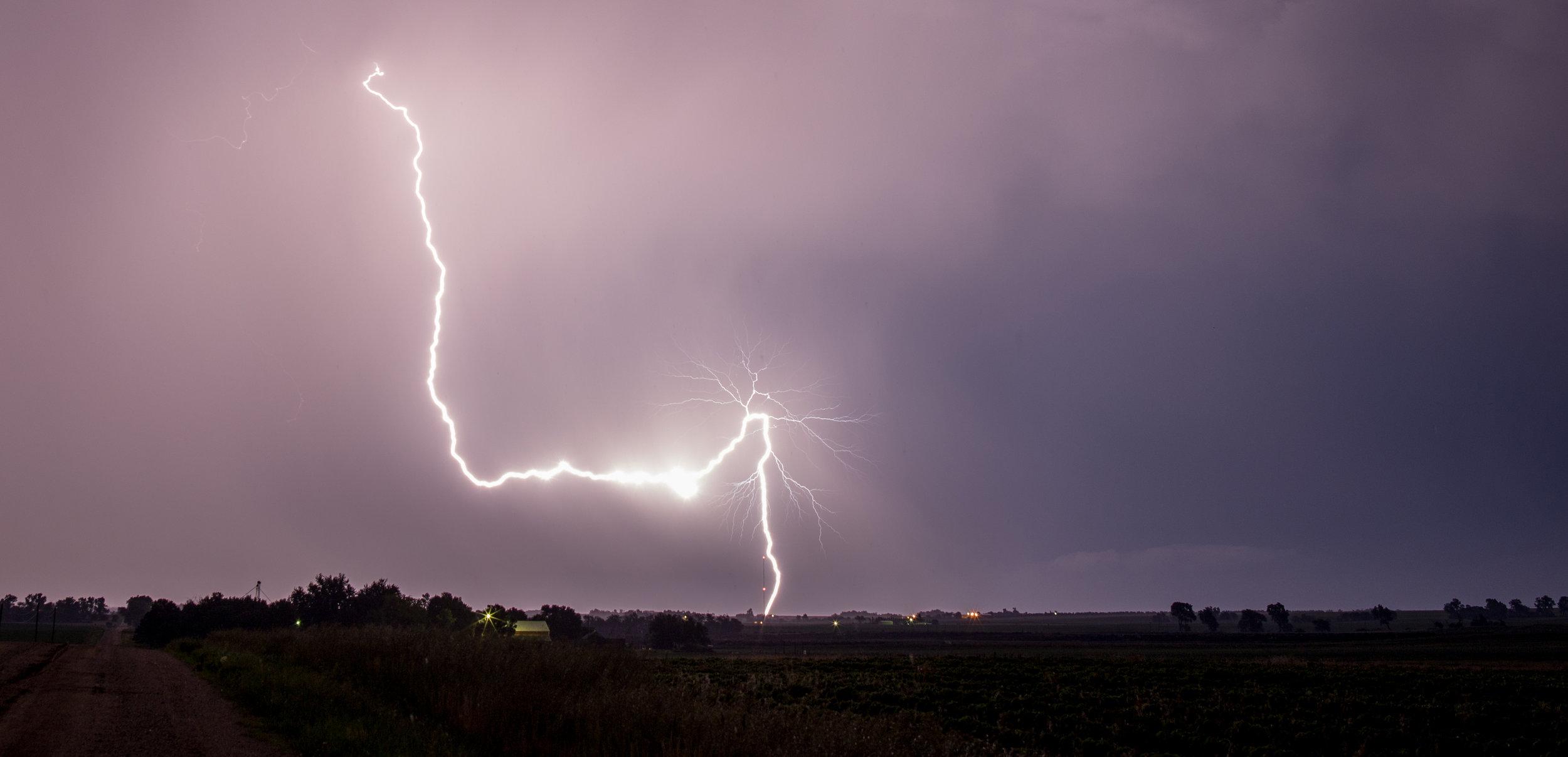 West Point Lightning