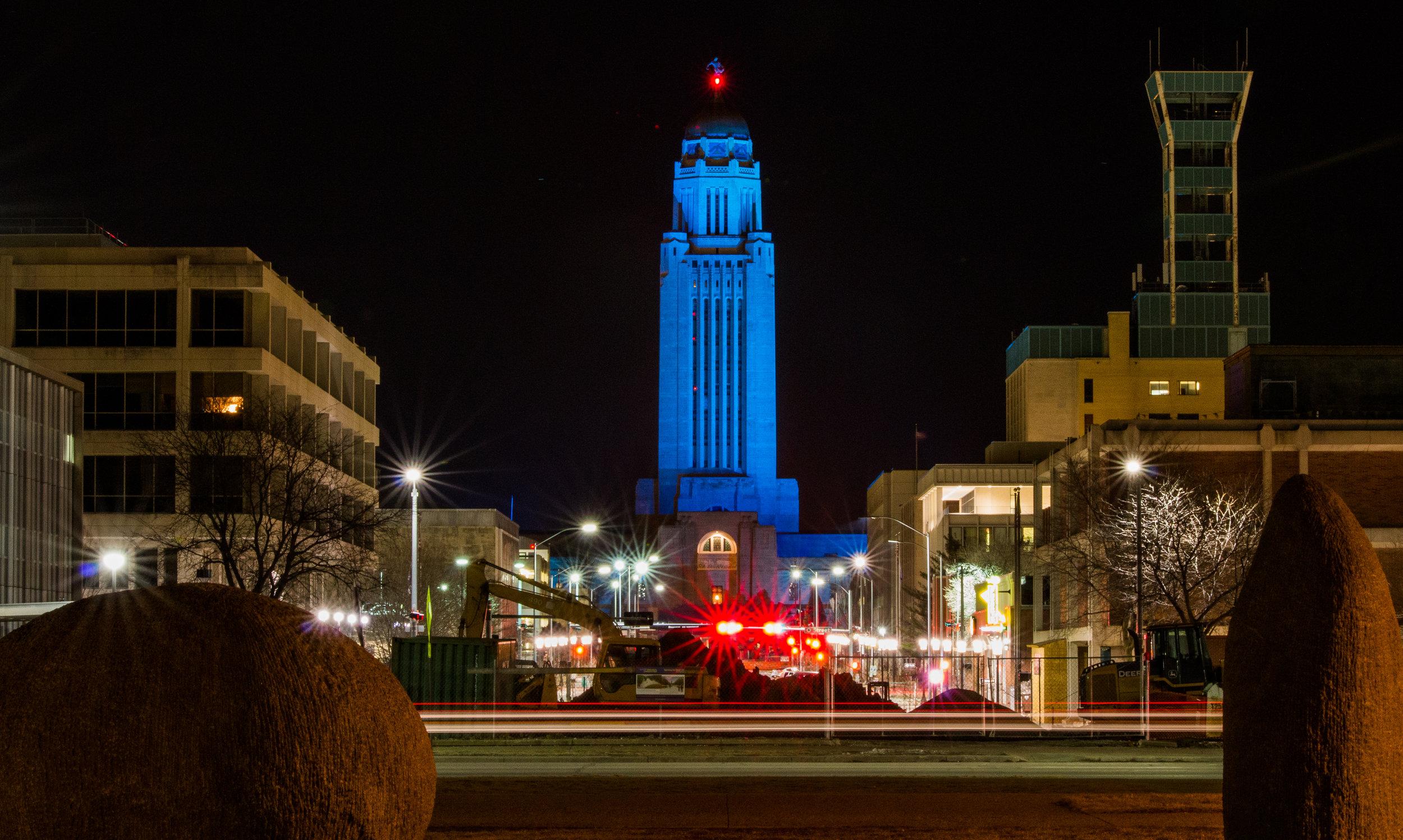 Capitol Blue