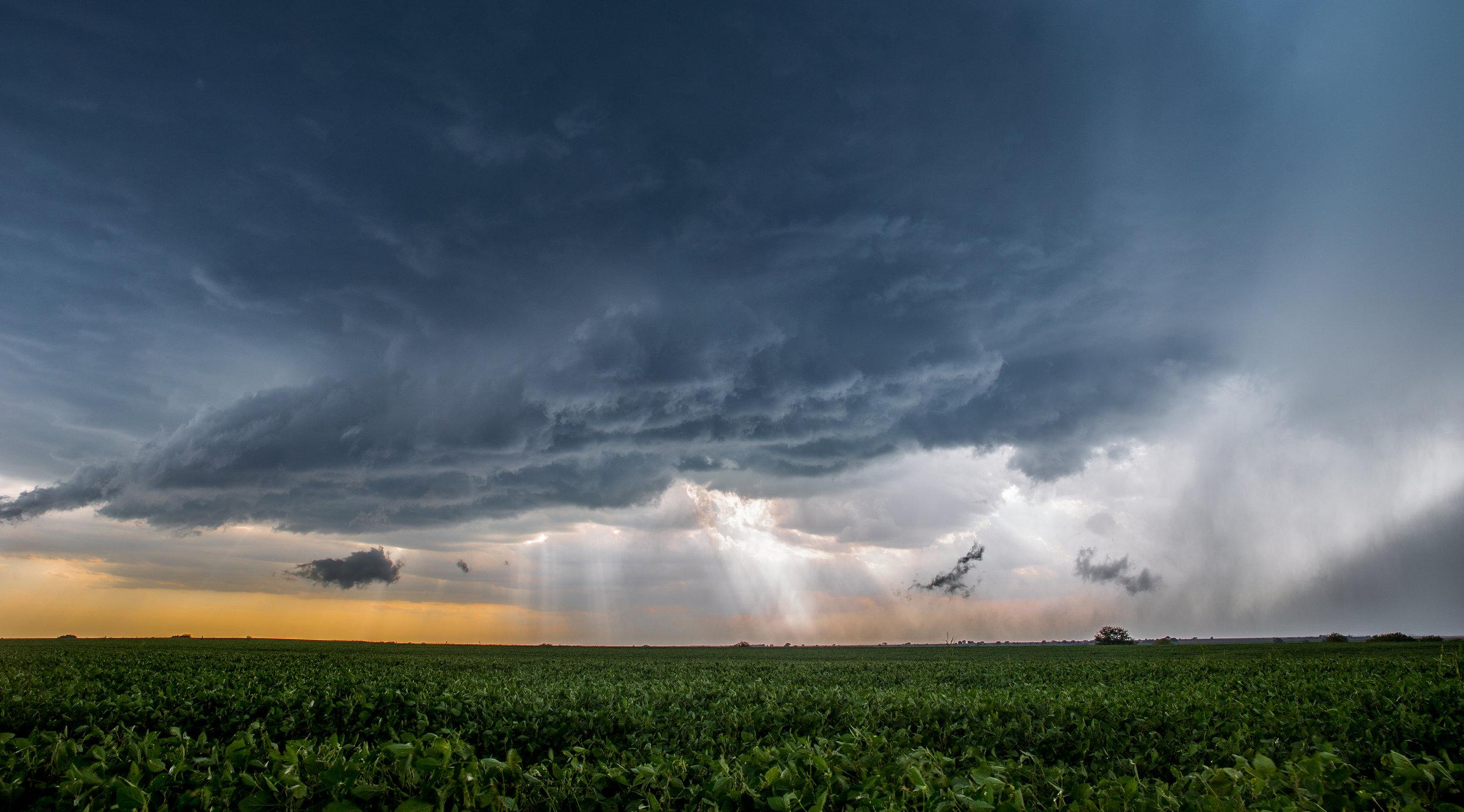 Nebraska Rain