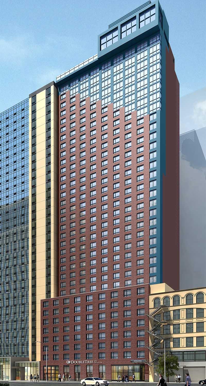 DoubleTree by Hilton  350 W 40th Street