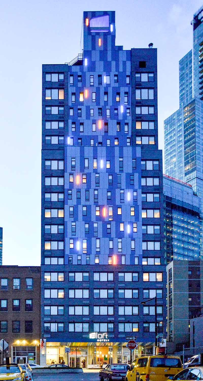 Aloft Hotel  27-45 Jackson Avenue